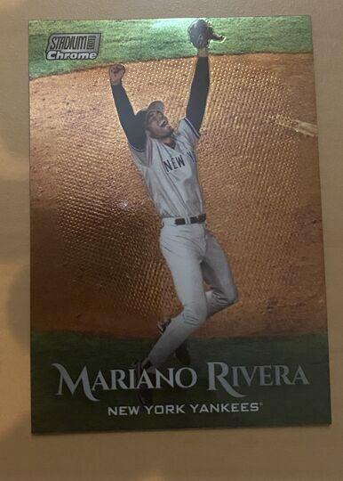Mariano Rivera Stadium Club 2019 SCC-7 Item Image
