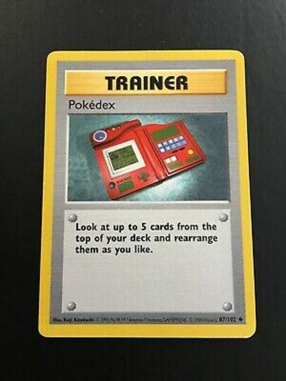 pokedex trainer Item Image